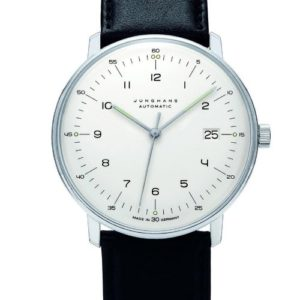 Junghans Uhren XL Max Bill Automatic Analog