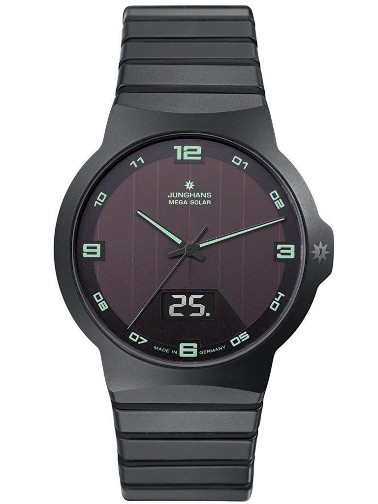 Junghans Uhren Force Funk-Solar-Uhr
