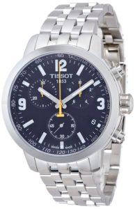 Herrenuhr Tissot Chronograph Quarz Edelstahl T055.417.11.057.00