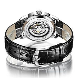 Automatik Uhr Rotary Herren-Armbanduhr