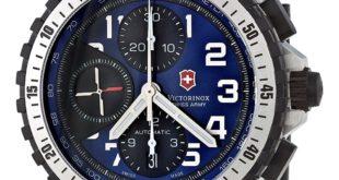 Victorinox Uhren Swiss Army Herren-Chronograph Alpnach Automatik